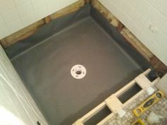 Fix my shower floor tile installation grout and grout repair shower floor repair pan liner curb and finish coat tile contractor ppazfo