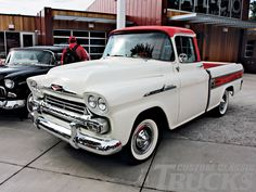 18 best 1958 chevy truck images chevy pickups van cars rh pinterest com