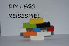Reisespiel mit Lego