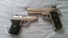 Sig sauer p232 and Smith and Wesson 645