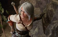 This Witcher 3 Cosplay Is Excellent Witcher 3 #Witcher3