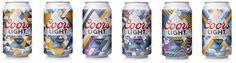 Como o mercado de cervejas é altamente competitivo e marcado pela presença de marcas fortes, uma embalagem que muda de cor tem importância.