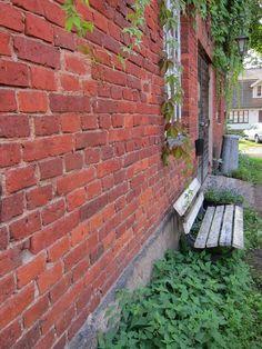 Harmaafuksia: Paljuttelua ja maisemia Strömforsin ruukista
