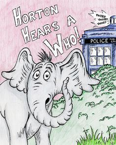 Doctor Who/Dr. Seuss :)