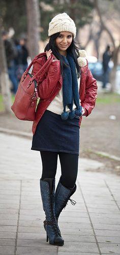 #romantic #azerbaijan #baku #georgia #fashion #romanticshops #trends #collection #2012 #2013 #winter #spring #woman #girl #shopping #street #look