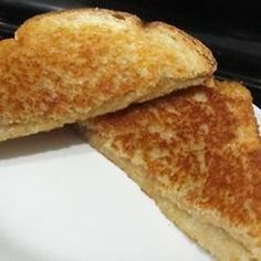 Grilled Cheese and Peanut Butter Sandwich   Use natural peanut butter, extra sharp cheese, and whole wheat bread. Dip in hot sauce.
