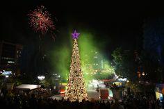 KUVAT: Upeat jouluvalot maailmalta