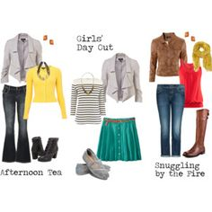 Capsule Wardrobe Outfits 6