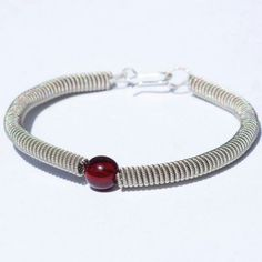 Guitar String Jewelry by Tanith
