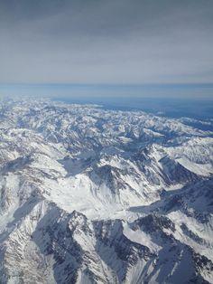 Cordillera de Los Andes - Argentina & Chile