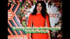 Launching Of Campaign With Priyanka Chopra. Priyanka Chopra Jonas is an Indian actress, singer, film producer, and the winner of the Miss W. Miss World 2000, Top 10 News, Actress Priyanka Chopra, National Film Awards, Tv Ads, Indian Actresses, Pageant, Bollywood, Campaign