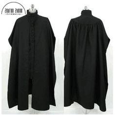 Cosplay Cloak and Jacket S-XXXL or One Size Severus Snape