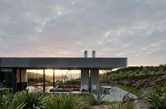 Island Retreat by Fearon Hay Architects with Penny Hay/ Waiheke Island, New Zealand