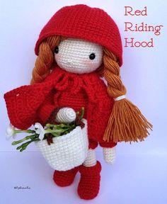 My crochet doll no.4 ☆