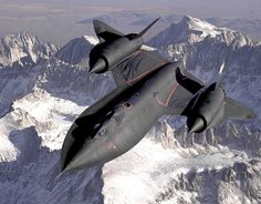 The Fastest Plane on Earth