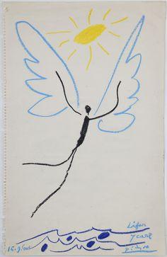 Pablo Picasso 彡