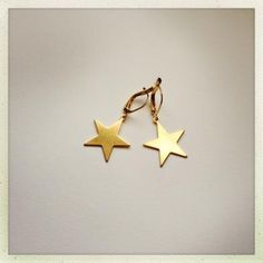Our jewellery pieces are simple, fun, feminine and above all wearable. Designs rest comfortably between costume and fine jewellery - casual, yet smart and timeless. Star Earrings, Drop Earrings, Jewelry Shop, Fine Jewelry, Lucky Star, Jewlery, Feminine, My Style, Shopping