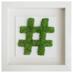 Moss Wall Art by Oliver Gal. See our huge selection of beautiful finished moss decor designed to give any room a unique look. Moss Wall Art, Moss Art, Diy Wall Art, Wall Art Decor, Reverse Graffiti, New Wall, Wall Décor, Starburst Wall Decor, Iron Wall Decor
