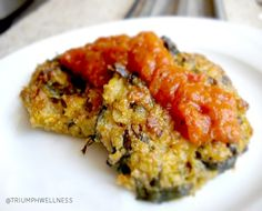 Baked Amaranth Vegetable Patties