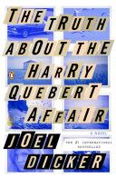 The truth about the Harry Quebert affair by Joel Dicker.  August 30, 1975: the day fifteen-year-old Nola Kellergan is glimpsed fleeing through the woods before she disappears; the day Somerset, lost its innocence. Thirty-three years later, Marcus visits Somerset to see his mentor, Harry Quebert, one of America's most respected writers. But Marcus's plans are violently upended when Harry is suddenly implicated in the cold-case murder of Nola Kellergan--whom, he admits, he had an affair with.