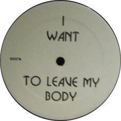 Green Velvet - I Want To Leave My Body