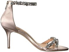 Badgley Mischka Jewel Women's Caroline Dress Sandal *** You can find more details by visiting the image link. (This is an affiliate link) #niceshoes