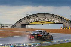 #86, Porsche 911 RSR, Gulf Racing, driven by Michael Wainwright, Adam Carroll, Ben Barker, 24 Heures Du Mans , 16/06/2016,