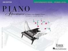 Piano Adventures Performance Book, Primer Level 2nd Editi...