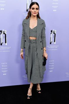 Fragrance Foundation Awards, New York - June 12 2018 Magic Carpet, Red Carpet, Together Fashion, Olivia Palermo Style, Daily Fashion, Catwalk, Nice Dresses, Looks Great, Personal Style