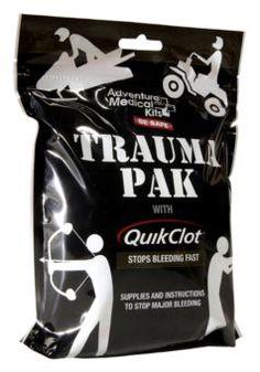 Adventure Medical Kits Trauma Pak with QuikClot® | Bass Pro Shops - $24.99 CAD