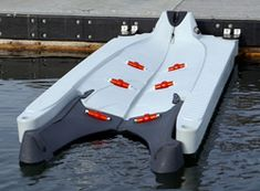 Floating/Drive-On Jet Ski Lifts — Excell Boat Lifts & Docks