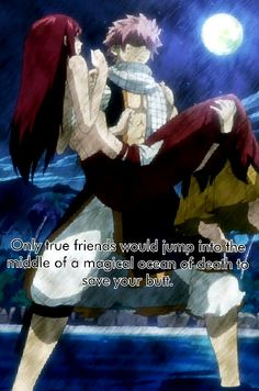 Hiraite's Random Antics - Fairy Tail: Inspirational Quotes