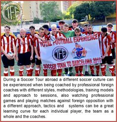 Different Styles, Coaching, Soccer, Tours, Training, Futbol, European Football, European Soccer, Football