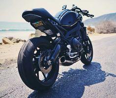 Yamaha XSR 900