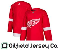 size 40 cc9eb db64a Officially licensed - Shop for Detroit Red Wings Adidas Jersey at the Oilfield  Jersey Company Store.