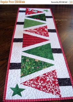 Christmas Patchwork, Christmas Quilt Patterns, Christmas Sewing, Christmas Fabric, Christmas Crafts, Christmas Trees, Christmas Quilting, Xmas, Christmas Lights