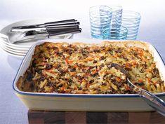Lasagna, Banana Bread, Macaroni And Cheese, Ethnic Recipes, Desserts, Food, Easy Dinners, Casseroles, Essen