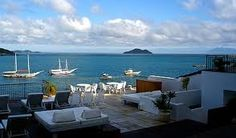 casasbrancas buzios - View from the terrace on buzios bay brazil