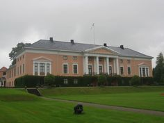 Fossum Manorhouse, Norway Slotte, Photo Upload, Country Estate, Villas, Castles, Norway, Buildings, Homes, Villa