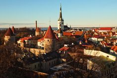 A guide to Tallinn, Estonia for first-time visitors