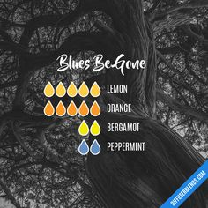 Blue Be Gone Promotes: Stimulation