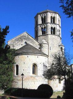 Monasterio de Sant Pere de Galligants - Paseo Arqueológico por el Barri Vell de Girona