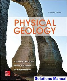 Essentials of geology 11th edition 9780321714725 frederick k physical geology 15th edition plummer solutions manual test bank solutions manual exam bank fandeluxe Gallery