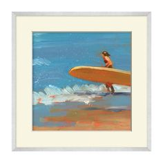 Perfect wall art for your #beach home! #jossandmain