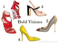 Shoe favoruites!