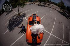 luxury wedding car california