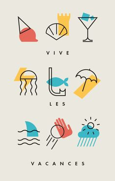 Summer Holidays on Behance