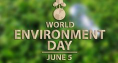 """""""This year's World Environment Day is an ideal occasion to go out and enjoy your country's national parks and other wilderness areas. Once you are there, why not set yourself a ch…"""