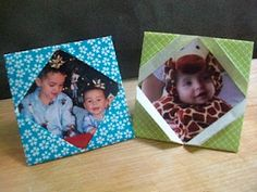 homemade picture frames http://www.homemademamas.net/search?q=picture+frame#