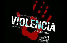 Los números de la violencia en Michoacán http://michoacantrespuntocero.com/11517/